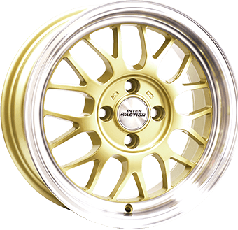 Inter Action B9 Gold / polished