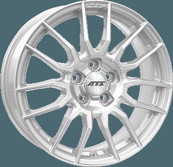 ATS Streetrace Crystal silver