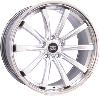 Solieil LXF-2 Hyper silver / stainless steel