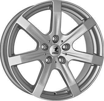 IT Wheels Julia Silver