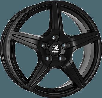 IT Wheels Gabriella Matt black