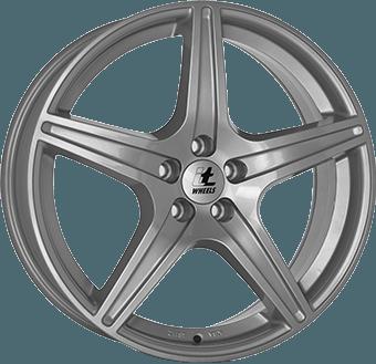 IT Wheels Gabriella Crystal silver