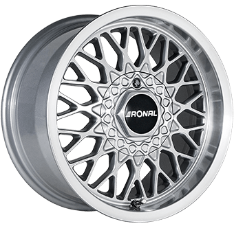 Ronal LS Silver / Polished