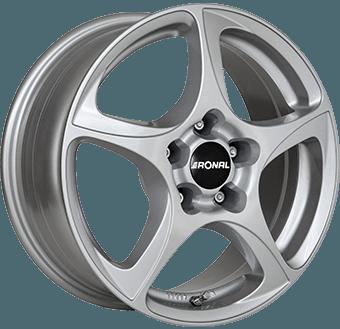 Ronal R53 Crystal Silver