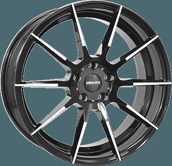 Monaco Apex Black / polished