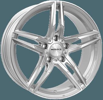 Monaco GP1 Light grey / polished