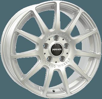 Monaco Rallye Silver