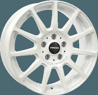 Monaco Rallye White