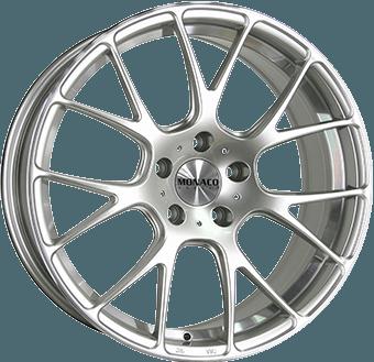 Monaco Mirabeau Silver / Polished