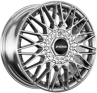 Ronal LSX Silver / Polished