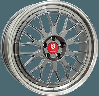 MB Design LV1 Anthracite / polished