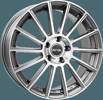 FOX Riva MBM Gunmetal / polished