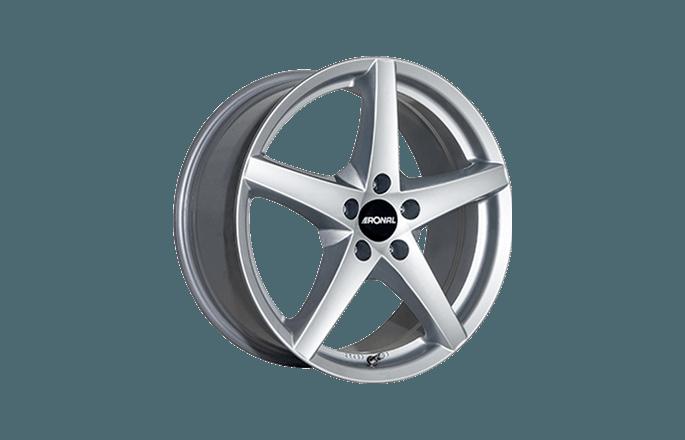 Ronal R41 Silver
