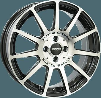 Monaco Rallye Black / polished