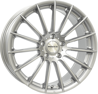 Monaco Formula Silver