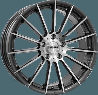Monaco Formula Anthracite / polished