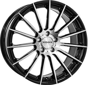 Monaco Formula Black / polished