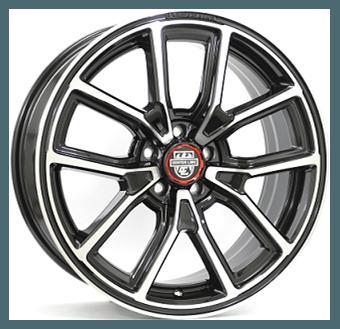 ATD Centerline MM4 Black / polished