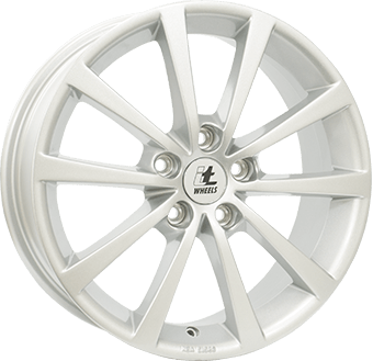 IT Wheels Alice Silver