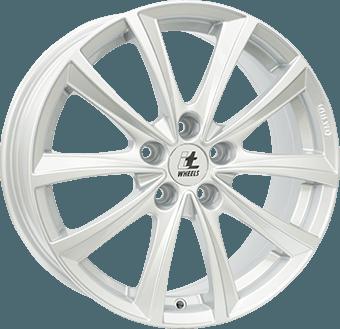 IT Wheels Elena Silver