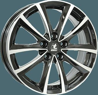 IT Wheels Elena Black / polished