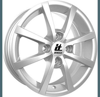 IT Wheels Alisia Silver
