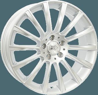 Mille Miglia MM047 Silver