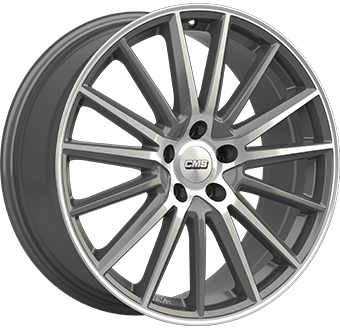 CMS C23 Anthracite / Polished