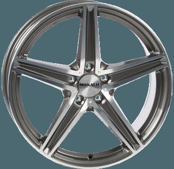 Monaco MC3 Anthracite / Polished