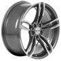 Monaco MC5 Anthracite / Polished