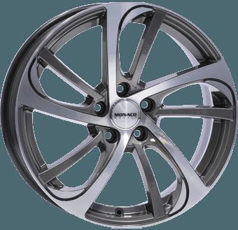 Monaco MC10 Anthracite / Polished