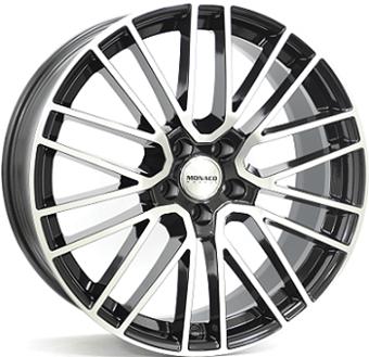 Monaco MC12 Black / Polished