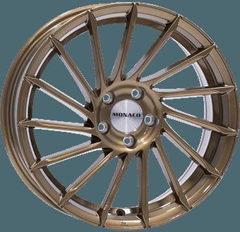 Monaco Turbine Bronze
