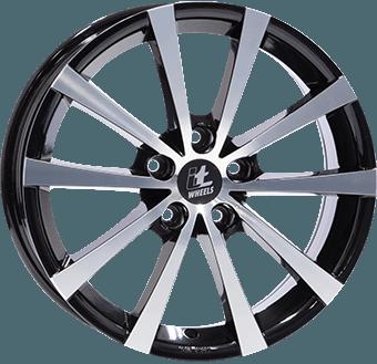 IT Wheels Alice Black / Polished