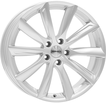 Monaco GP6 Silver