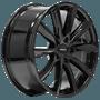 Monaco GP6 Gloss Black