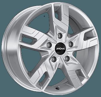 Ronal R64 Silver
