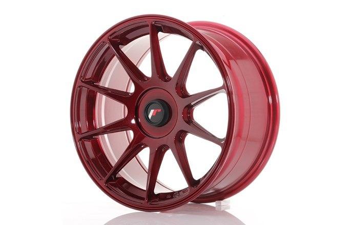 JR11 Platinum Red