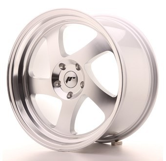 JR15 Machined Face Silver