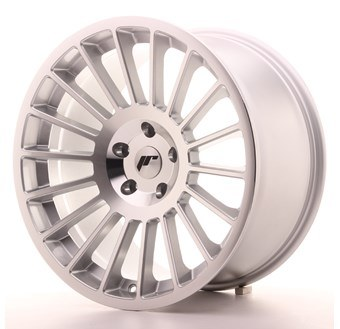 JR16 Machined Face Silver