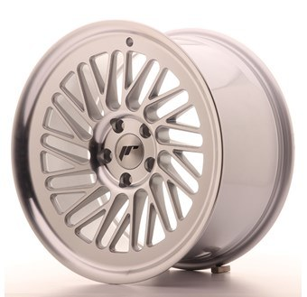 JR27 Machined Face Silver