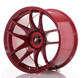 JR29 Platinum Red
