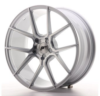 JR30 Machined Face Silver