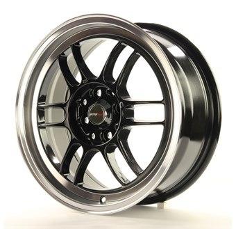 JR7 Gloss Black