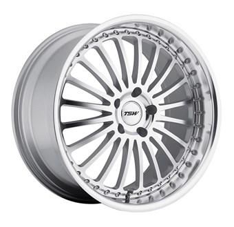 TSW Silverstone Silver