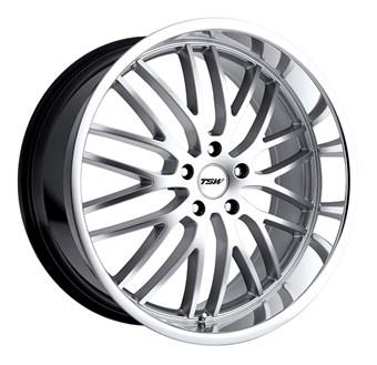 TSW Snetterton Silver