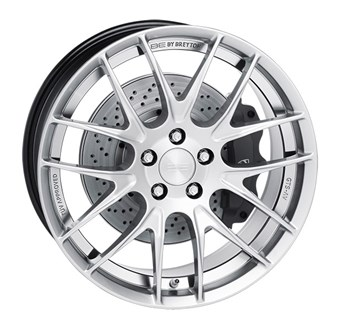 Breyton BE GTS-AV Silver