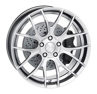Breyton GTS R Silver