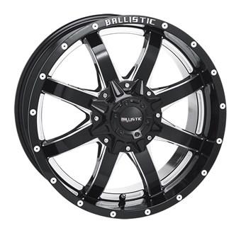 Ballistic Anvil Black