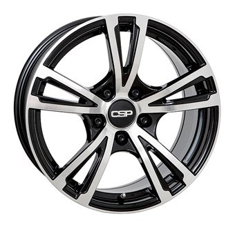 CSP 18 Gloss Black / Polished